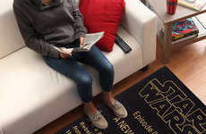 Movie Franchise Title Rugs