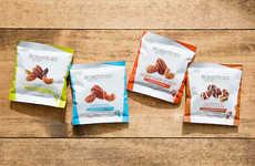 Flavorful Healthy Nut Snacks