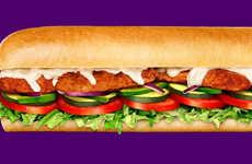 Premium Smoked Chicken Sandwiches