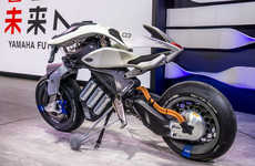 Conceptual Gesture-Controlled Motorcycles
