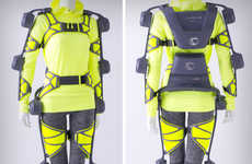 Supportive Exoskeleton Suits