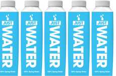Ethically Sourced Spring Waters
