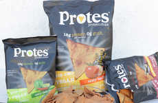 Protein-Packed Snack Chips