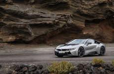 Performance-Built Hybrid Cars