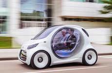 Rideshare-Accommodating Vehicles