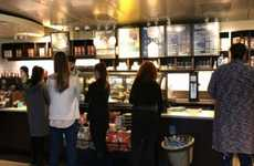 Cashless Coffee Shops