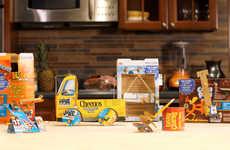 Transformative Cereal Boxes
