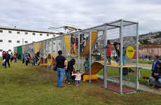 Slithering Play Spaces