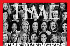 Female Leader Magazine Covers