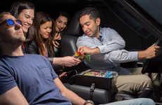 In-Car Sampling Campaigns