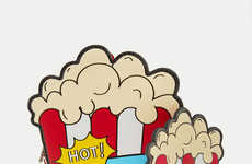 Theater Popcorn Handbags