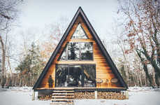 Secluded Cabin Hotels