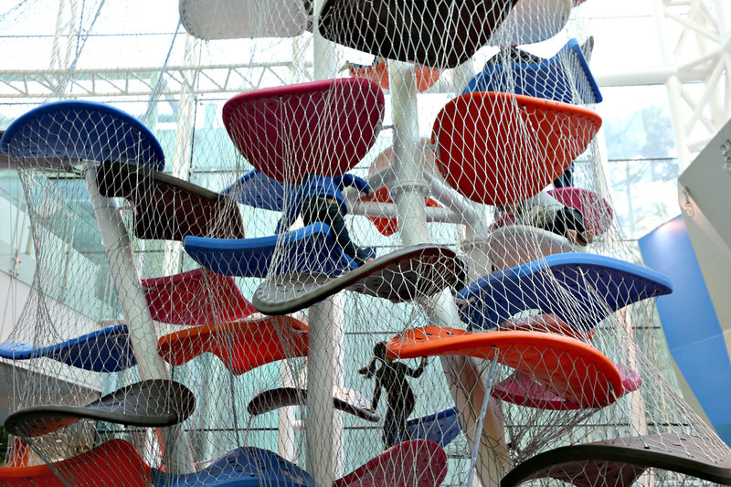 Indoor Architectural Playgrounds