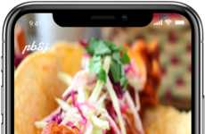 Food-Based Dating App Services