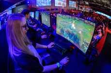 Retail-Based eSports Games