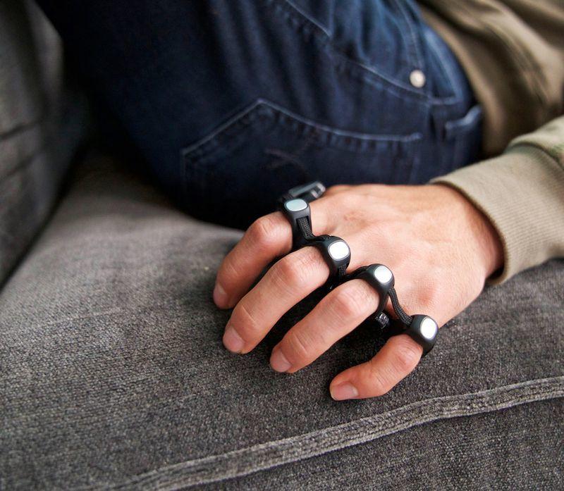 Wearable Finger Keyboards