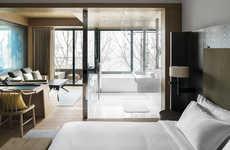 Serene Luxury Hotel Designs