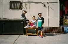 Retro Kids Streetwear