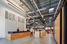 Reimagined Retail Spaces