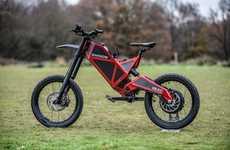 High-Speed Electric Bikes