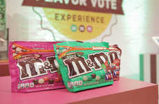 Interactive Crunchy Chocolate Pop-Ups