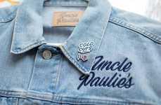 Deli-Inspired Denim Jackets