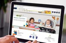 Personalized Mega-Store Websites