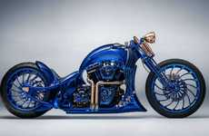 Luxurious One-Off Motorcycles