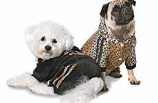 Canine Haute Couture – 'Roberto Cavalli Pets' Is The Latest in Designer Doggy Style