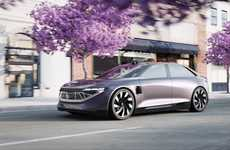 Autonomous Electric Car Concepts