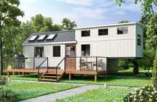 Two-Level Tiny Homes