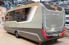 Glamorous Camper Van Concepts