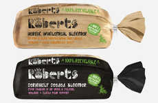 Eco-Conscious Bread Packaging