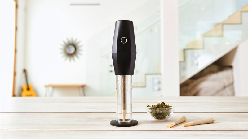 One-Touch Cannabis Grinders