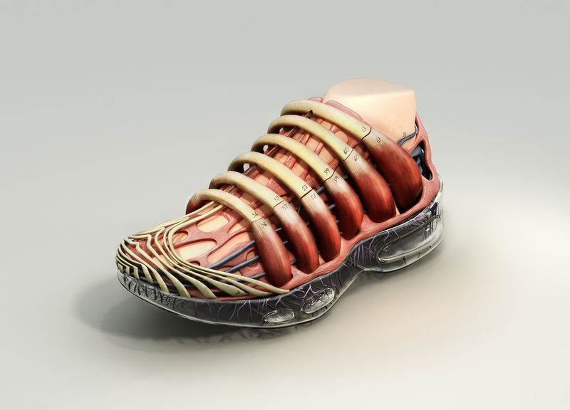 Highly Imaginative Sneaker Concepts