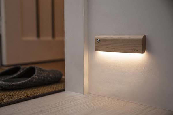 Wireless Wooden Home Lights