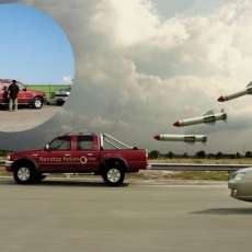 Missile Balloons for Your Car