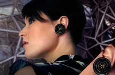 Headset Earrings
