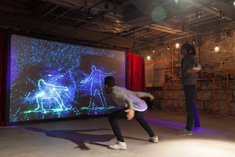 Interactive Tech-Motivated Design Companies