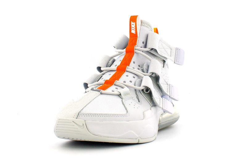 Elegant Basketball-Inspired Footwear