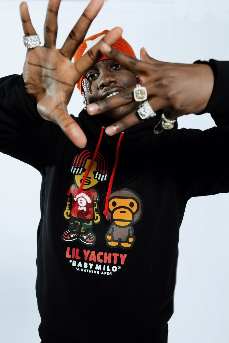 Rapper-Collaborative Bold Streetwear