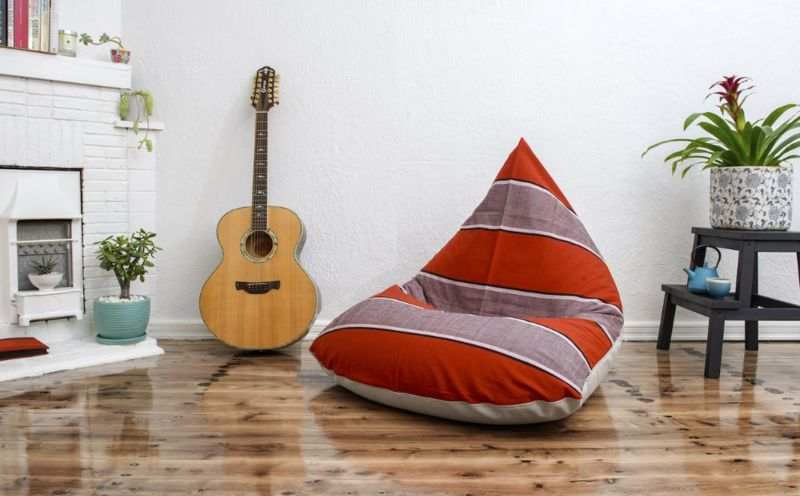 Sustainable Ergonomic Beanbags
