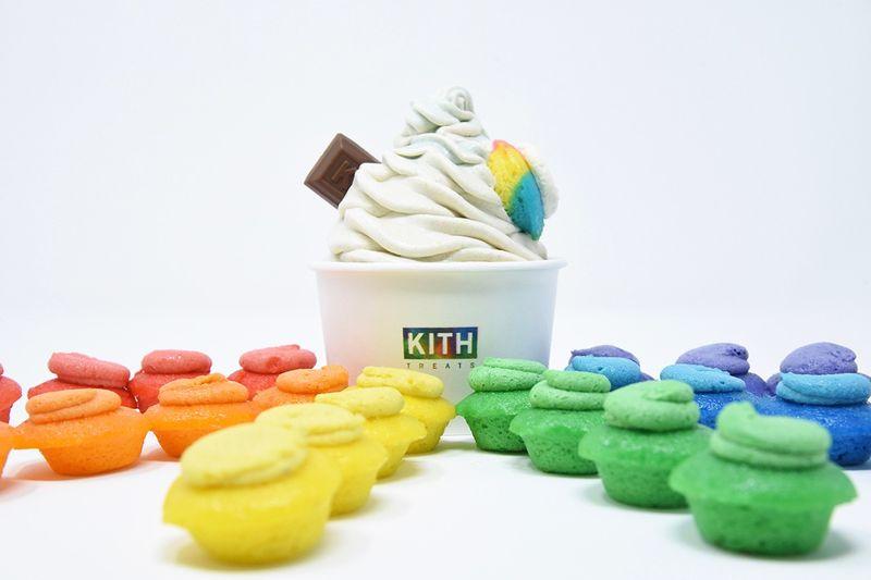 Pride-Honoring Small Cupcakes