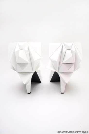 Papercraft Pumps 2