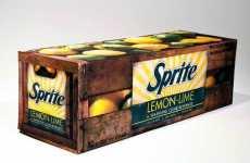 Nostalgic Soda Packaging