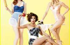 64 Modern Pin-Up & Burlesque Innovations
