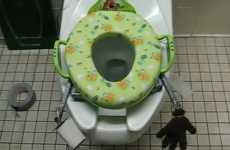 Teaching Toilets