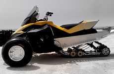 Cross-Season Snowmobiles
