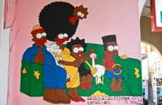 Africanized Iconic Cartoons