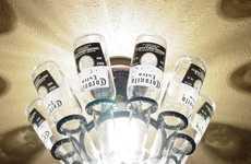 Beer Bottle Decor
